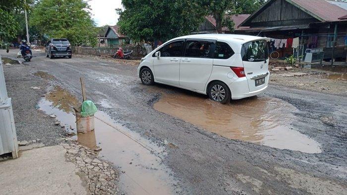 Kecelakaan Maut di Jalan Martapura Lama Banjar, Seorang Ibu Muda Tewas Terlindas Truk Tangki BBM