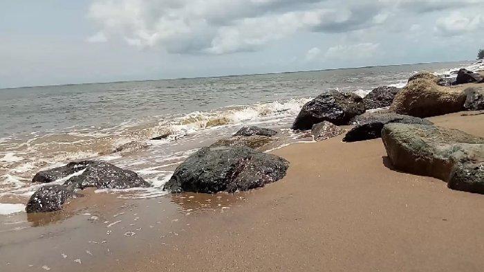 Pantai Jorong Beach Galam Tanahlaut, Baru Diketahui Kalangan Terbatas