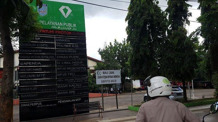 KalselPedia : Mal Pelayanan Publik Barokah Kabupaten Banjar