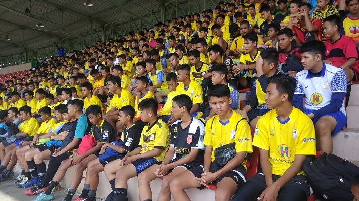 Barito Putera U-16 Hanya Punya Waktu Delapan Hari Persiapan Seleksi dan Latihan Sebelum Invitasi