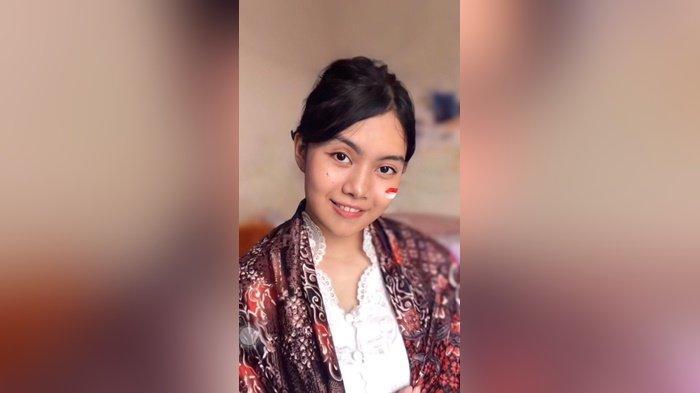 Jago Melukis Tanggui, Innasya Pritama Tania Dewi Senang Lolos ke Grandfinal Naga Banjarmasin 2021