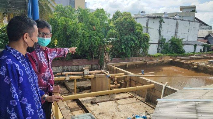Atasi Keluhan Warga Terkait Limbah Produksi, PDAM Bandarmasih Berencana Membangun Decanter