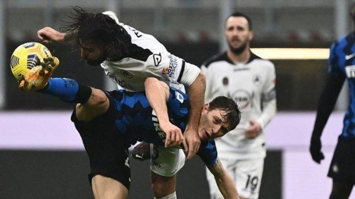 Persaingan Liverpool vs Man United di Bursa Transfer, Nicolo Barella dari Inter Milan Jadi Rebutan