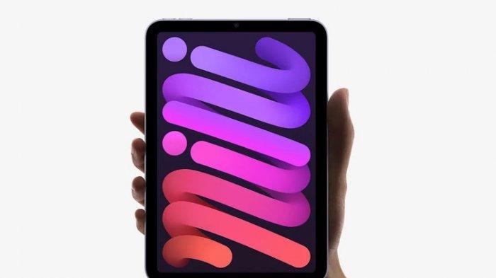 iPad Mini generasi ke-6.