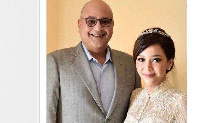 Ini Bukti Suami Maia Estianty, Irwan Mussry Kerap Bertemu Selebriti Hollywood
