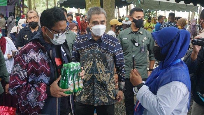 Usahanya Bangkrut Terdampak Pandemi, Pelaku UMKM Kalsel Ini Sukses Bikin Sabun Cuci Piring Rumahan