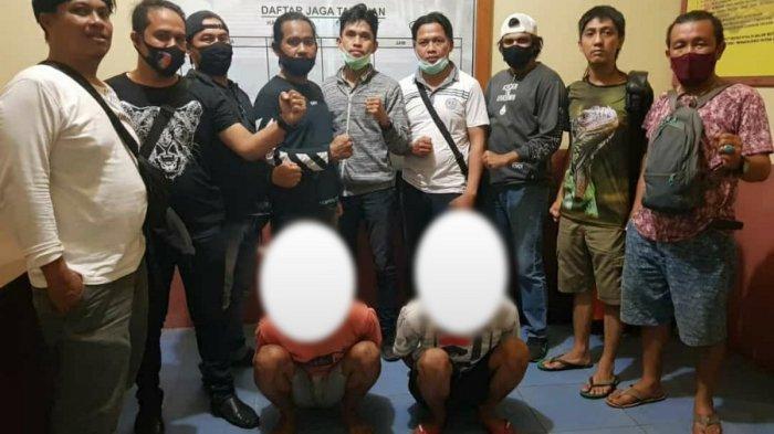 Dua Pelaku Pengeroyokan di Banua Anyar Banjarmasin Dibekuk, Satu di Antaranya Napi Asimilasi