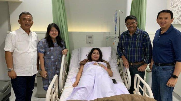 Foto Istri Ahok BTP, Puput Nastiti Devi Pasca Melahirkan, Ada Senyum Mantan Ajudan Veronica Tan