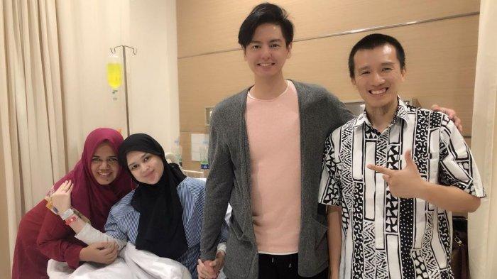 Bawaan Ibu Cut Meyriska untuk Istri Roger Danuarta yang Sakit Biasa untuk Wanita Ngidam