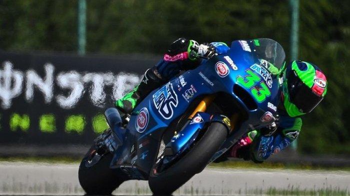 Hasil Moto2 MotoGP Qatar 2021, Sam Lowes Juara, Pebalap Pertamina Mandalika Finis di Posisi Ini