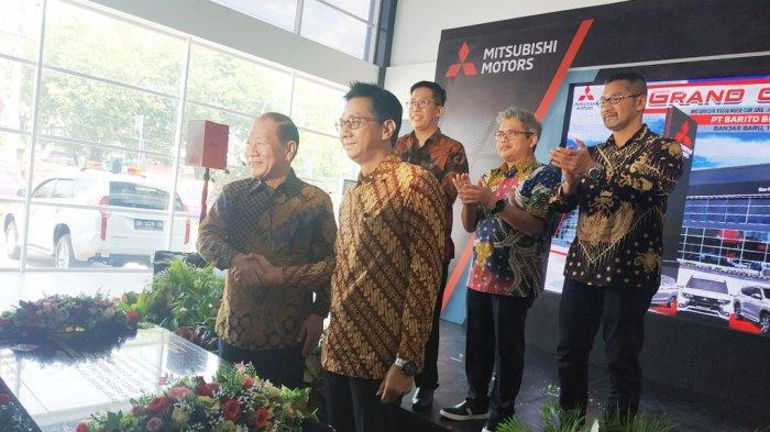 PT Barito Berlian Motor Penuhi Kebutuhan Layanan Wilayah Kalimantan, Perluas Jaringan Dealer.