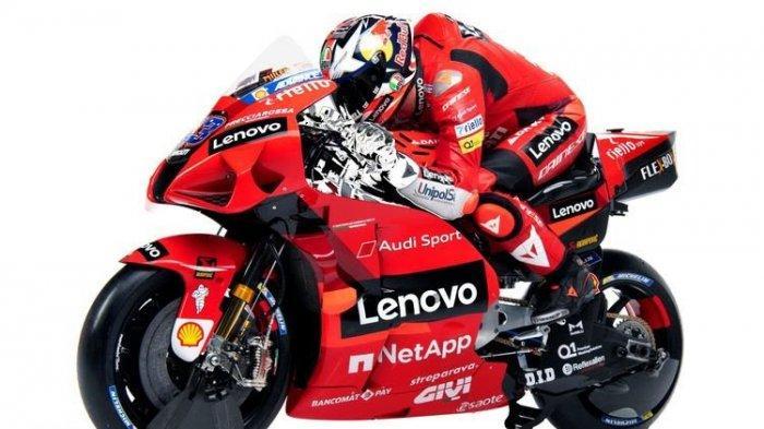 Songsong MotoGP Qatar 2021, Jack Miller & Bagnaia Pasang Target Tinggi di Tim Ducati