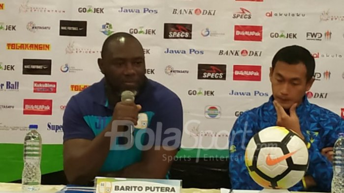 Prediksi Susunan Pemain Barito Putera vs PS Tira Liga 1 Pekan 29 Malam Ini Live O Channel