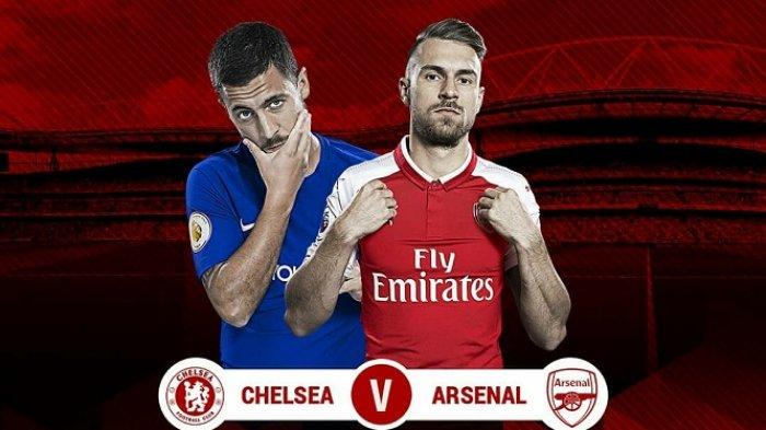 Jadwal Siaran Langsung (Live) RCTI Chelsea vs Arsenal Liga Inggris Pekan 2, Derby London Malam Ini