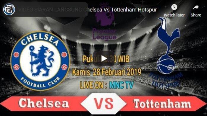 Hasil akhir Chelsea vs Tottenham Hotspurs di Liga Inggris, Skor akhir 2-0, Gol Pedro Rodriguez