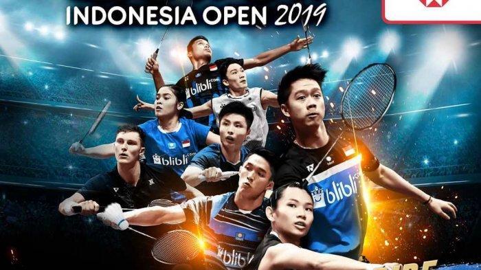Hasil Final Indonesia Open 2019, Zheng Siwei/Huang Yaqiong Juara, Kalahkan Rekan Senegara