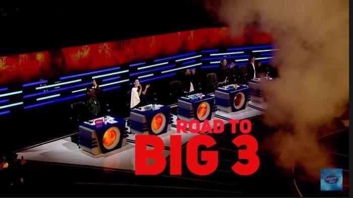 Live RCTI! Link Video Streaming Top 3 Grandfinal Indonesian Idol 2021 Malam Ini, Rimar Anggi Mark