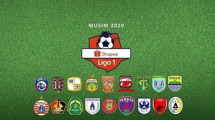 Jadwal Liga 1 2020 Diresmikan PSSI dan PT LIB, Formatnya Akan Home Away