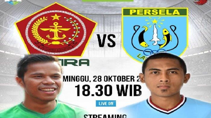 Hasil Akhir PS Tira vs Persela Lamongan Liga 1 2018, Menang 4-1 PS Tira Geser Sriwijaya FC