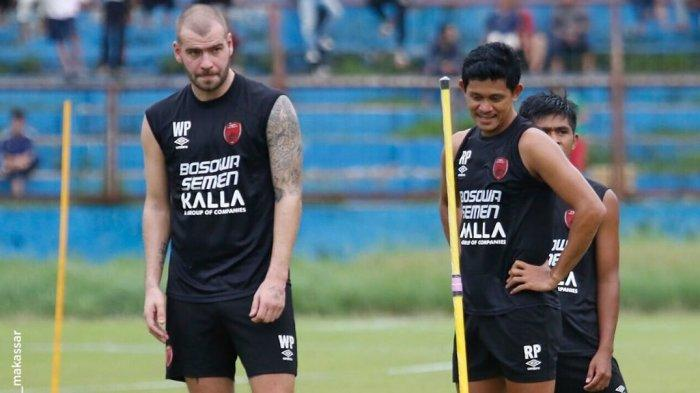 LIVE Indosiar! Link Streaming Madura United vs PSM di Liga 1 Mulai Jam 18.15 WIB, Pluim Main