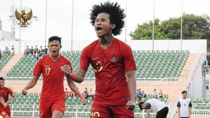 Hasil Timnas Indonesia U-18 Vs Myanmar di Piala AFF U-18 2019 Skor Sementara 5-0, Supriadi Hattrick!