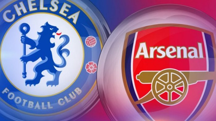 Jadwal Liga Inggris Malam Ini Live Mola TV Chelsea vs Arsenal, Liverpool vs Man United Lusa