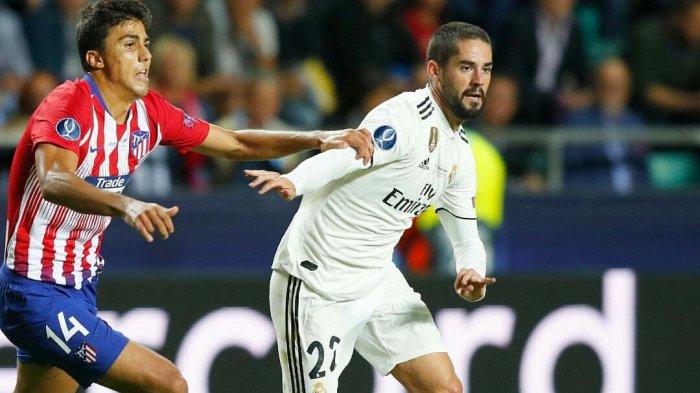 Jadwal Siaran Langsung & Prediksi Real Madrid vs Getafe Live SCTV - Ujian Tanpa Ronaldo