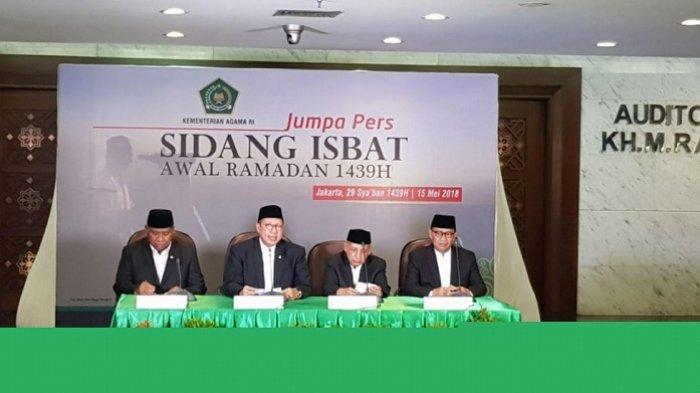 Idul Fitri 1 Syawal 1440 H Jatuh Pada 5 Juni 2019 Untuk Muhammadiyah, Cek Sidang Isbat di Kompas TV