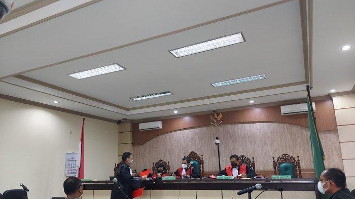 Korupsi di Kalsel, Tipikor Dana Desa di Tanbu, Majelis Hakim Agendakan Sidang Putusan Pekan Depan