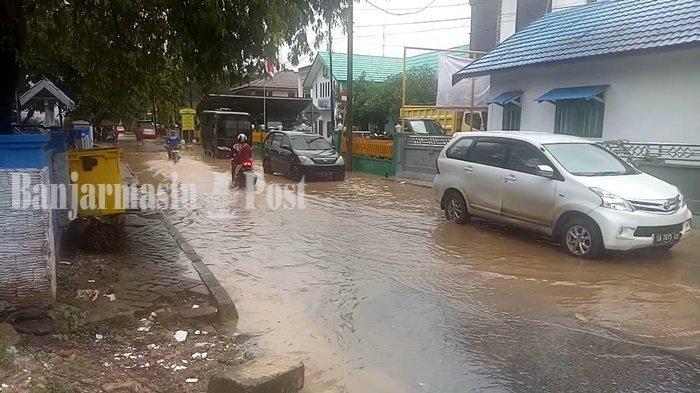 Langganan Banjir, Warga Dirgahayu Kotabaru Minta Gorong-gorong Dibesarkan