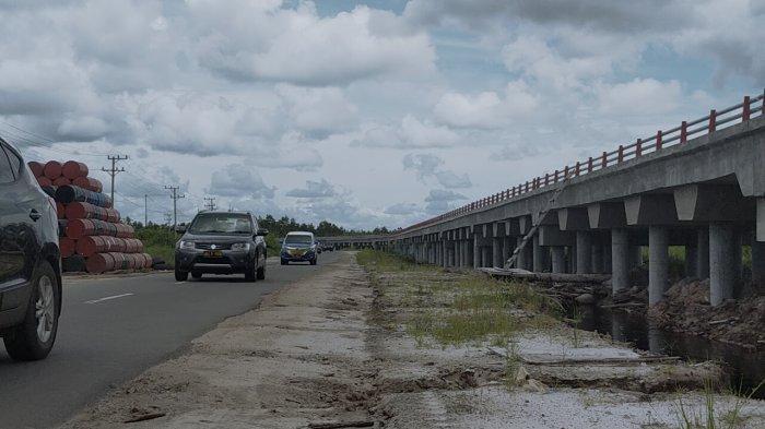 Dinas PUPR Targetkan 85 Persen Infrastruktur Jalan Kalteng di Tahun 2021