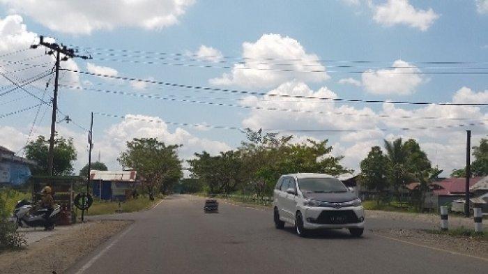 Minim Rambu, Jalan Walangsi-Kapar Tak Aman Dilewati, Dishub HST Bikin Laporan ke BPTD