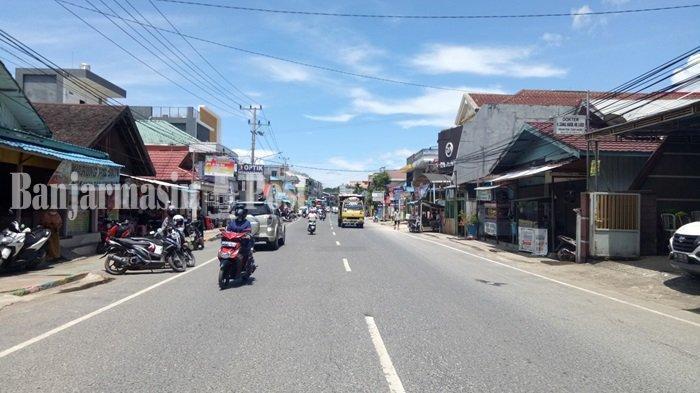 Tidak Ada Bukti Karcis Parkir Roda 2 dan 4 di Jalan Protokol Kabupaten Kotabaru