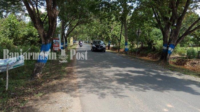 Proyek Pelebaran Jalan Sepanjang 3 Kilometer di Marabahan Kalsel Bakal Dilelang