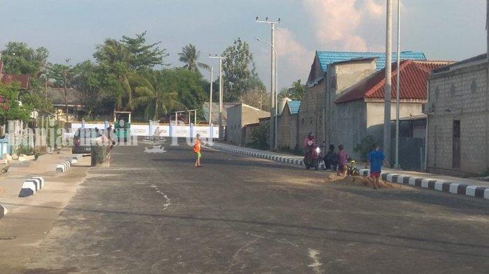 Kalselpedia: Jalan Tembus Panglima Batur Banjarbaru Kalsel Sudah Digunakan, Hanya Satu Arah