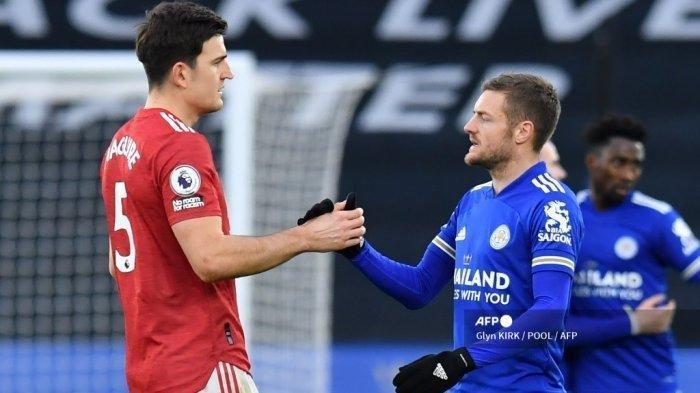 Prediksi Man United vs Leicester & Link Live Streaming TV Online Liga Inggris Malam Ini