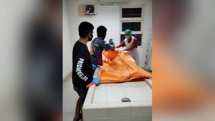 Penemuan Mayat di Kalsel, Jasad di Kost Purnawirawan Banjarbaru Terbungkus 3 Kain