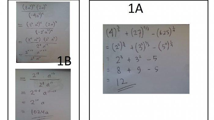 Kunci Jawaban Dan Soal Matematika Pecahan Untuk Smp Materi Belajar Dari Rumah Tvri Selasa 28 April Banjarmasin Post