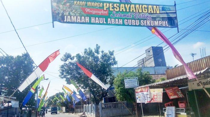 Link CCTV Kabupaten Banjar : Pantau Suasana Haul Guru Sekumpul 2020 Martapura Live di Sini