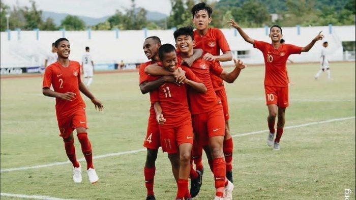 SESAAT LAGI! Live Streaming Timnas U-15 Indonesia vs Vietnam Piala AFF U-15 2019, Cek Cara Nontonnya