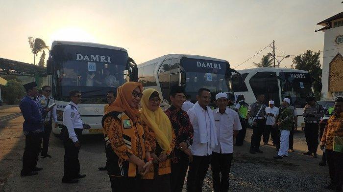 Jemaah Haji Keloter 11 Persiapan Pulang ke Palangkaraya Menggunakan Bus, Jemaah Diminta Jaga Ini