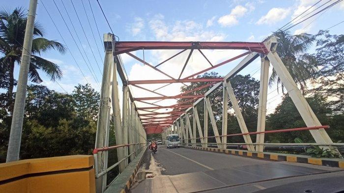 BPJN Kalsel Umumkan Penutupan Jembatan Paringin, Perbaikan Berlangsung hingga Desember
