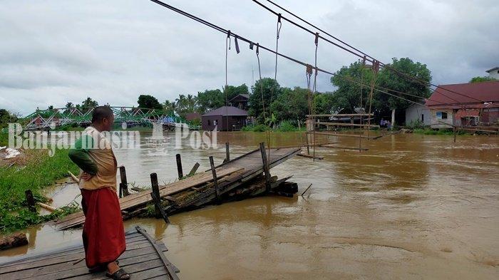 Lamban Disampaikan ke Provinsi, Data Kerusakan Dampak Banjir Kalsel Masih Belum Final