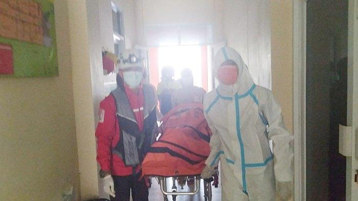 Dua Jasad Penumpang Fuso Tercebur di Pelabuhan Trisakti Banjarmasin Telah Ditemukan