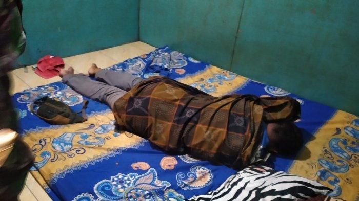 Pria Asal Malang Ditemukan Tewas di Kontrakan Dekat Pelabuhan Trisakti Banjarmasin
