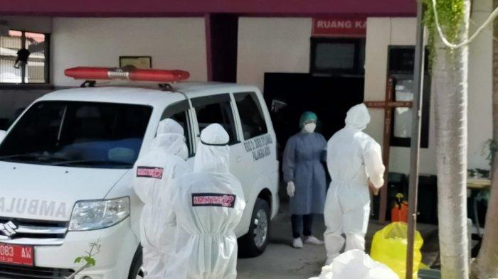 Kasus Kematian Covid-19 Tinggi Ketersediaan Lahan Pemakaman di Palangkaraya Masih Cukup