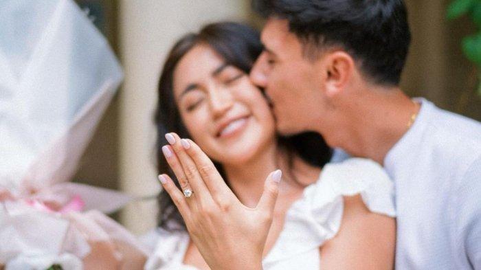 Jessica Iskandar bagikan video romantis dengan Vincent Verhaag.