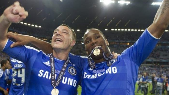Lukaku Diejek Drogba, Soal Selebrasi Usai Cetak Gol Chelsea atas Aston Villa