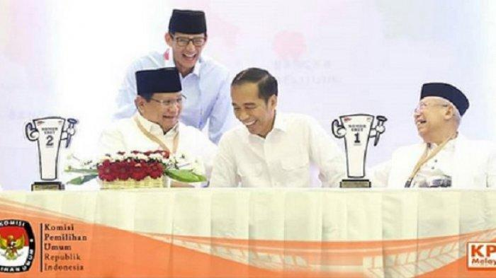 LIVE Streaming Debat Kelima Pilpres 2019 Jokowi vs Prabowo, Siaran Langsung TVOne, Kompas TV, ANTV