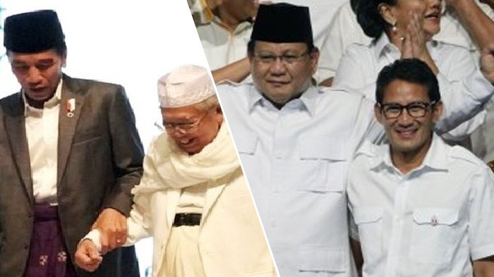 Jawaban Ma'ruf Amin Jika Pendukung Prabowo-Sandiaga Uno Pilih Jokowi Karena Ratna Sarumpaet